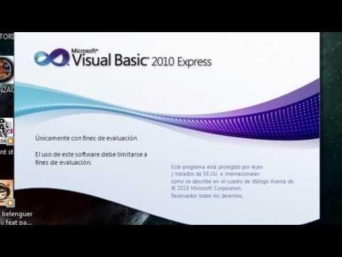 visual basic 2010(sirve para hacer programas) - Hazlo t    en Taringa!