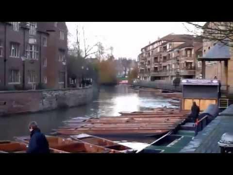 FMA I Travel I Cambridge