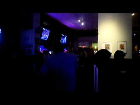 CHAYANNE AND RUTH DANCE BACHATA IN BERKELEY CALIFORNIA