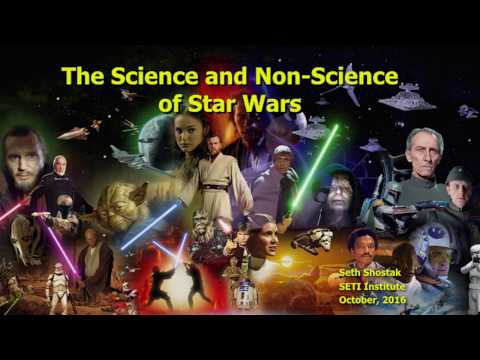 The Science and Non-science of Star Wars