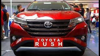 2018 All new Toyota Rush Vvti A/T interior and exterior