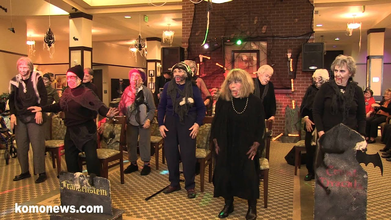 Thriller\' by Merrill Gardens Retirement Community - YouTube