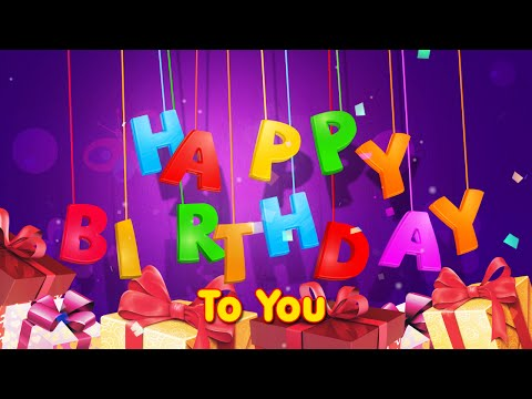 Happy Birthday song