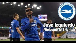 JOSE IZQUIERDO •WELCOME TO BRIGHTON•