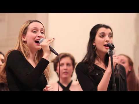 THUNK a cappella - Winter Song (Sara Bareilles, Ingrid Michaelson)