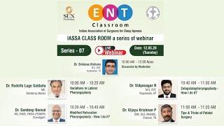 Iassa Class Room Webseries 7 12 05 2020