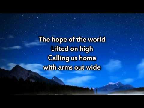 Hillsong - Hope of the World - Instrumental with lyrics