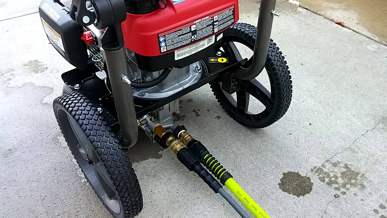 power washer 1500 psi manual