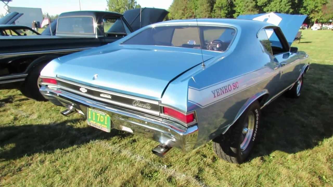 1968 Chevrolet Chevelle - Hot Rod City - Hot Rod City
