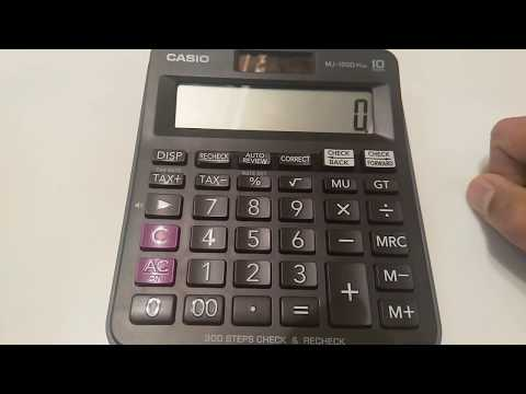 How To Find Out Discount On Calculator Easy Way
