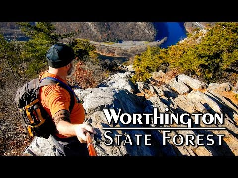 Worthington State Forest - Mt. Tammany And Sunfish Pond