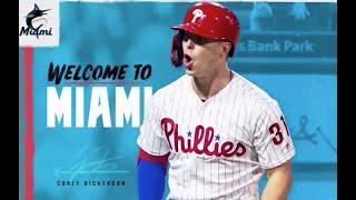 2019 MLB Highlights: Corey Dickerson, Pittsburgh Pirates/Philadelphia Phillies