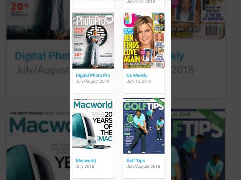 ZINIO - Magazine Newsstand - Apps on Google Play