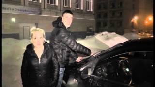 Ударил девушку битой на 8 марта, ул. Воровского. Место происшествия 09.03.2016