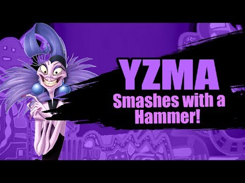 Super Smash Bros Lawl Nova Moveset: Yzma (The Emperor's New Groove)