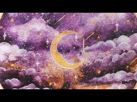 Painting My Dreams... ☾  DreamyMoons Etsy