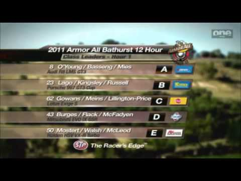 2011 Armor All Bathurst 12 Hour Part 3 HD