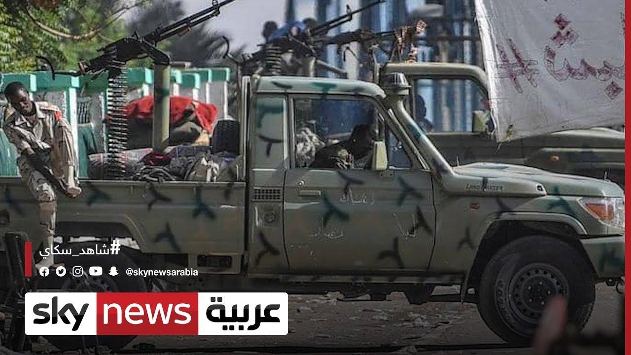 السودان: محتجون يواصلون اعتصامهم للمطالبة بحل الحكومة  - 22:54-2021 / 10 / 17
