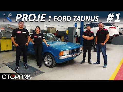 Proje: Ford Taunus | Bölüm #1| Başlıyoruz [English Subtitled]