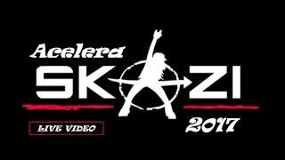 Skazi - Acelera 2017 Main Live 😊 in OSAKA 🔴🗾( RMK remix