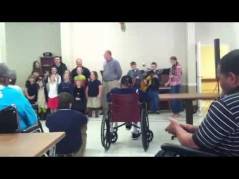 Joy to the World, Bethany Baptist Academy