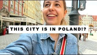 Europe's Top Destination of 2018 is in Poland?!