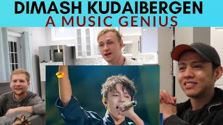 DIMASH Kudaibergen | OPERA 2 | REACTION VIDEO BY REACTIONS UNLIMITED