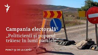Punct și De La Capăt: Natalia Morari în Dialog Cu Anatolie Golea și Vadim Pistrinciuc