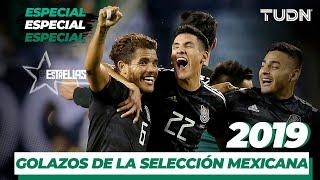 Top 5 golazos de la Selección Mexicana en 2019 | TUDN