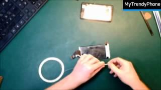 Zrób to sam: naprawa wyświetlacza LCD w Sony Xperia Z1 Compact - samouczek