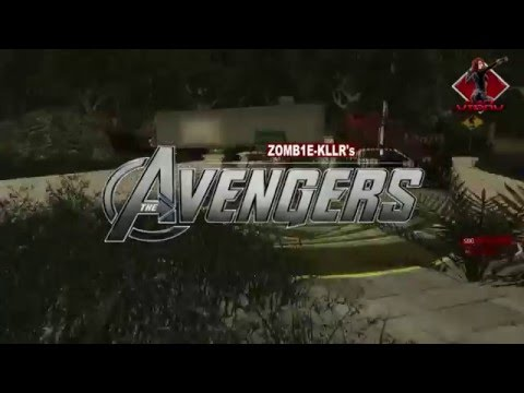 Avengers Custom Zombies Malibu Drive coop Crossover episode.