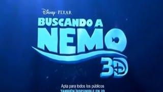 Buscando a Nemo 3D (Spot 2 2012)
