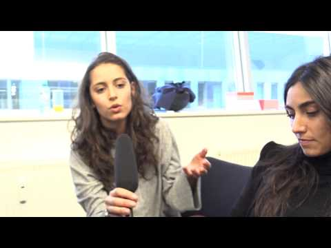 Flüchtlingsprojekte Vorstellungsrunde in Berlin