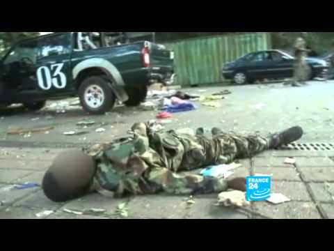 IVORY COAST: In the bunker of Gbagbo, Outtara's soldiers celebrating