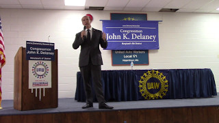 Congressman Delaney Hagerstown Town Hall - Part 4
