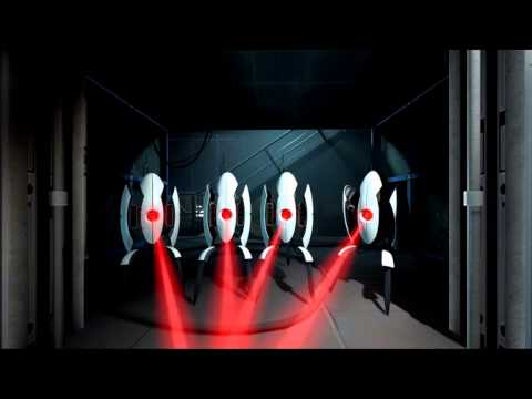 Portal 2, финальный ролик и музыка из титров