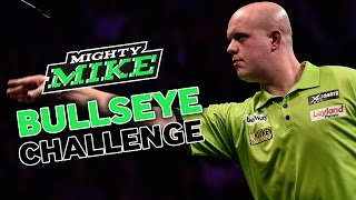 Watch michael van gerwen take on the 'betway bullseye challenge', where you have to hit as many bullseyes possible with just nine darts! see how mvg got o...