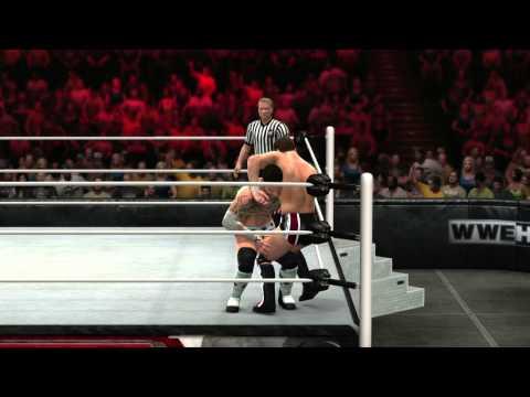WWE13 DLC 3 Signature Moves! Daniel Bryan, Heart Lock, Kelly Kelly, Natalya, Jericho, Punk