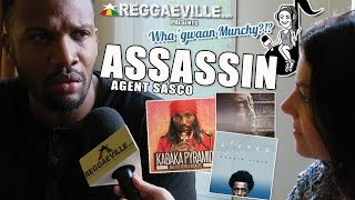 Assassin aka Agent Sasco @ Wha' Gwaan Munchy?!? #25 [October 2015]