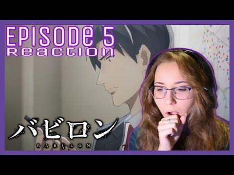 Babylon - Episode 5 Reaction