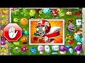 Every Plant Power-Up! vs All Star Zombies in Primal Gameplay Plants vs Zombies 2 Mod
