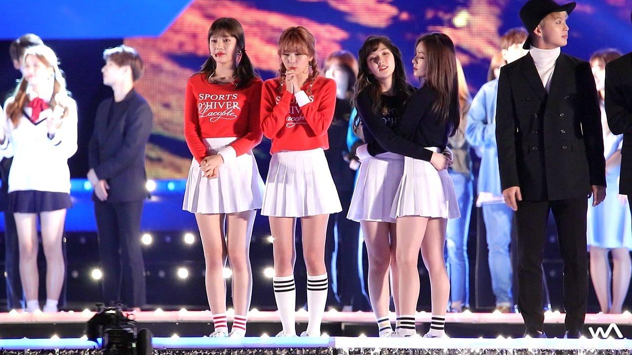 Download 161022 레드벨벳 (Red Velvet) 오프닝 리허설 대기 직캠 @KBS 청소년 음악회 Fancam by -wA-