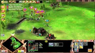 Kohan 2 Kings of War 2v2 Drauga/Haroun vs Undead/Haroun - 2 / 2