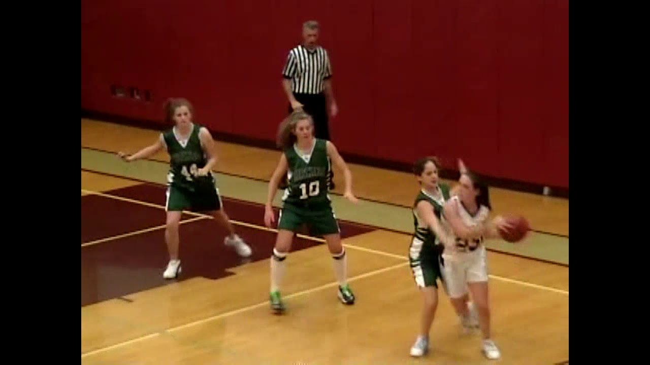 NCCS - Malone Girls  11-26-04