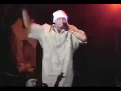 D12 performs Fight Music 2001