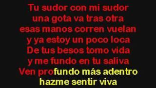 Paulina Rubio Sexi Dance Karaoke