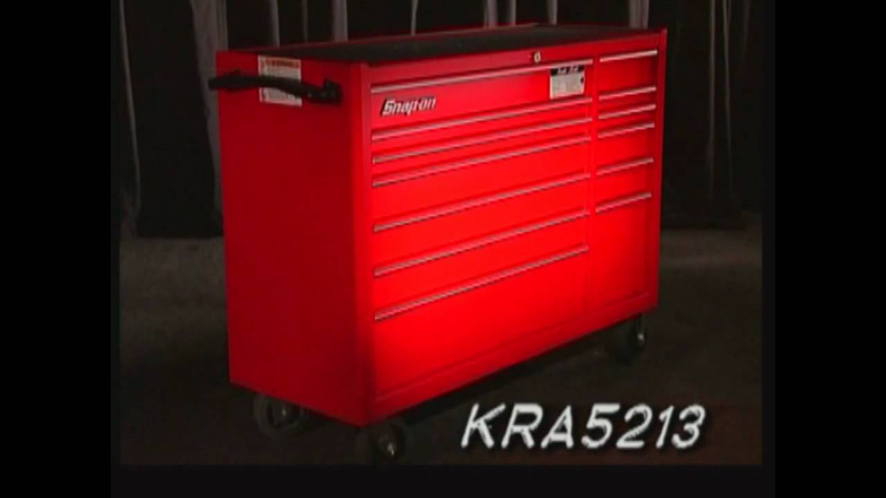 Snap On Kra Classic Heritage Serie Youtube