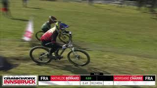 Innsbruck Dual Slalom - Charre vs. Bernard