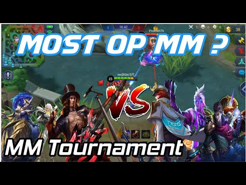 Most OP MM ? | Marksman Tournament | Mobile Legends Bang Bang thumbnail