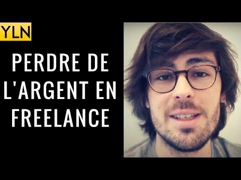 COMMENT PERDRE DE L'ARGENT EN FREELANCE ? 🤑